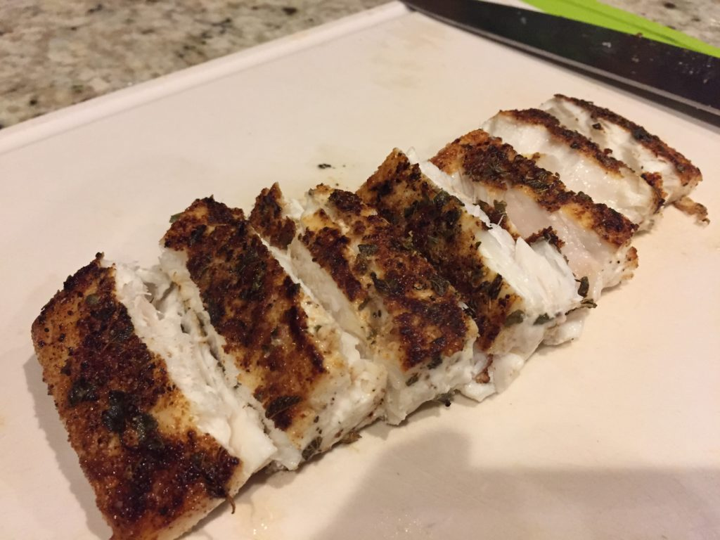 halibut for fish tacos