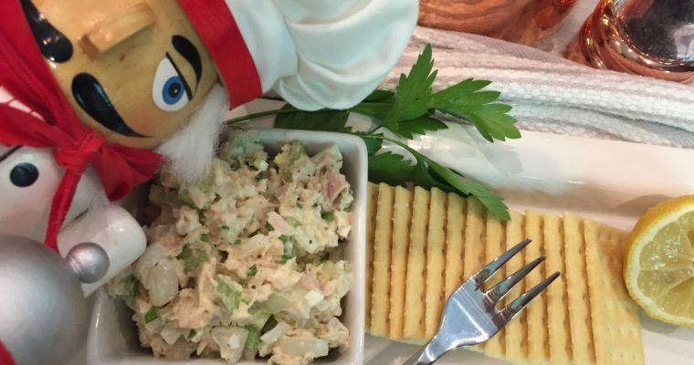 Light and Healthy Tuna Salad