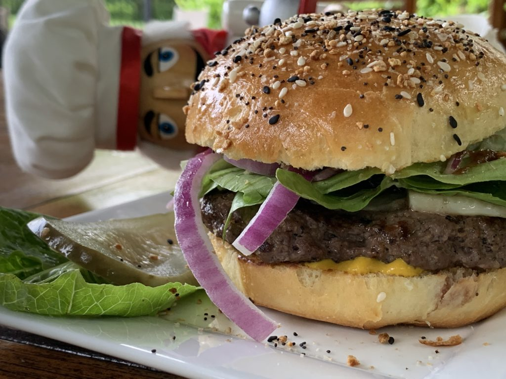 Best Grilled Burgers