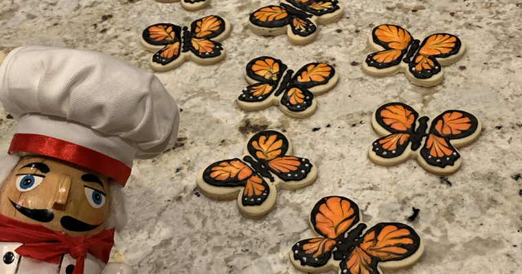 Monarch Sugar Cookies