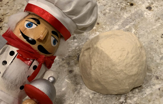 Foolproof & Easy Homemade Pizza Dough