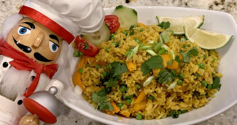Thai Yellow Rice